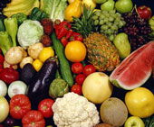 pesticides on fruit and vegetables