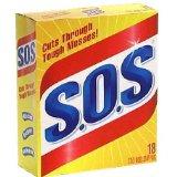 S.O.S pads