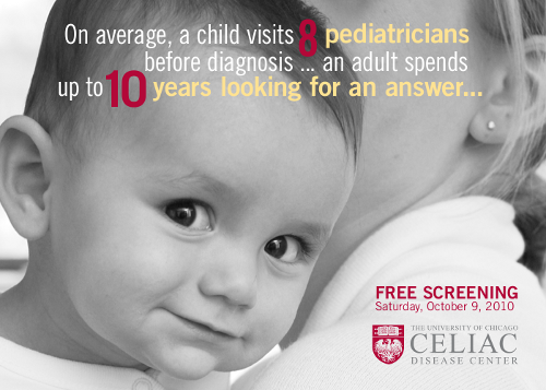 Celiac Disease Screening University of Chicago