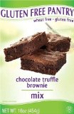 gluten free pantry chocolate truffle brownie mix