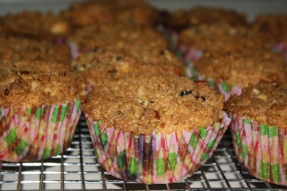 to die for gluten free blueberry muffins