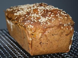 yeast free, gluten free bread
