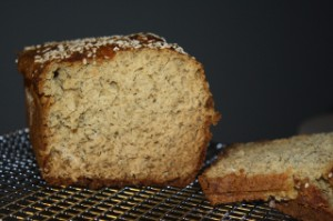 bread gluten and yeast free