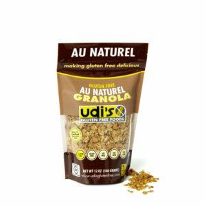 Udi's Gluten Free Granola Au Naturel