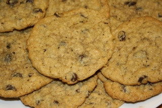 dairy free chocolate chip cookies