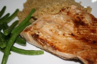 gluten free salmon marinade