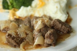 swiss steak dairy free