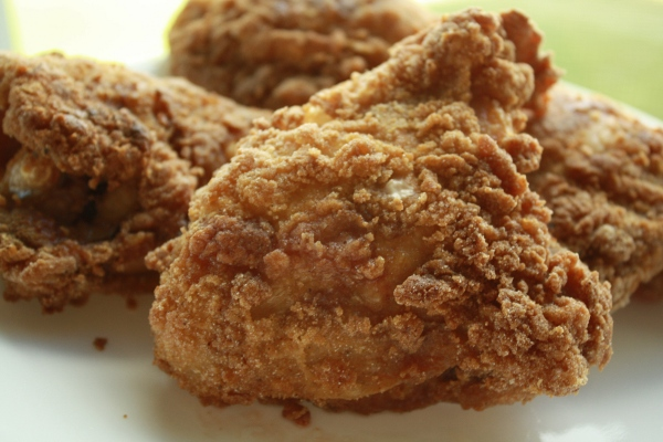 fried chicken gluten free