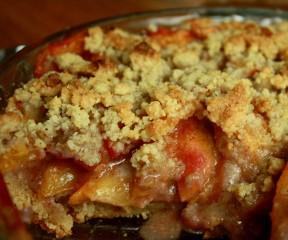 peach tart gluten free