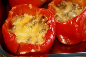dairy free stuffed peppers