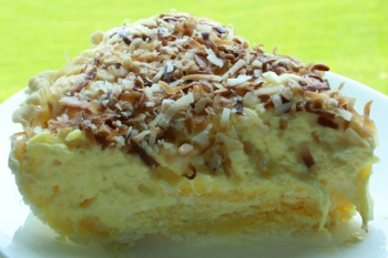 coconut cream pie gluten free