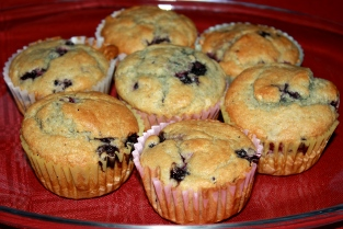 gluten free yogurt muffins