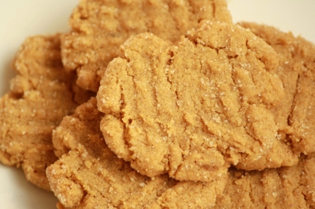 gluten free peanut butter cookie
